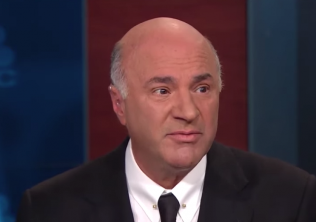 Kevin O'Leary of SharkTank: I Like What This Administration Is Doing With Trade