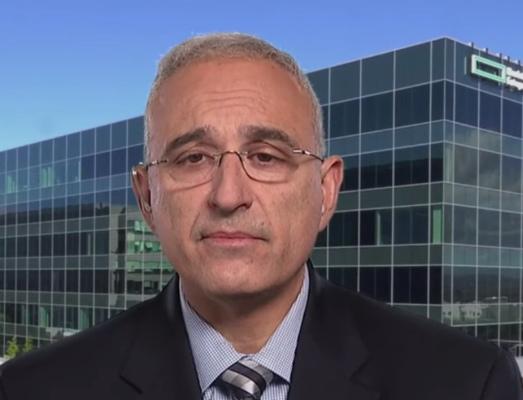 Customers Accelerating Their Digital Transformation, Says HPE CEO Antonio Neri