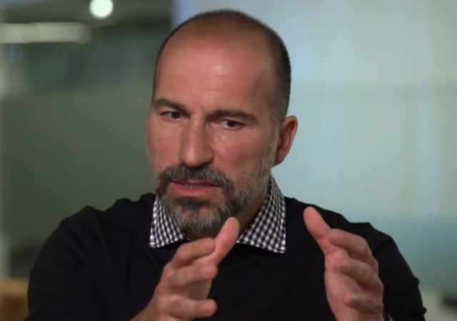 Uber CEO Dara Khosrowshahi: Our Formula To Profitability