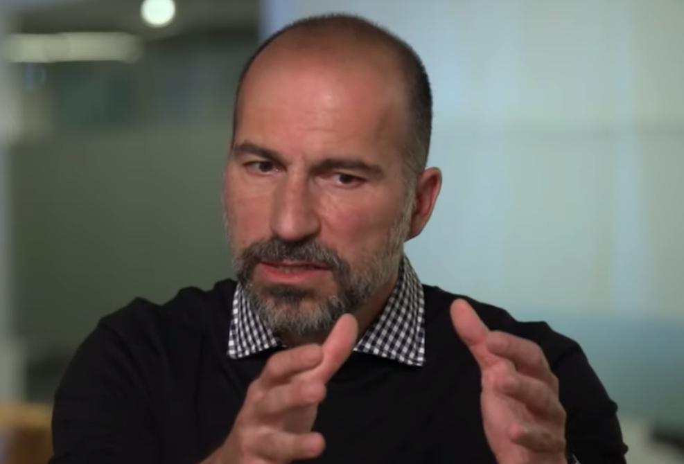 Uber CEO Reveals Formula To Profitability