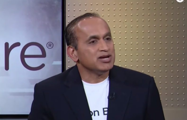 VMware COO Sanjay Poonen: We Have a Bigger Plan For Security
