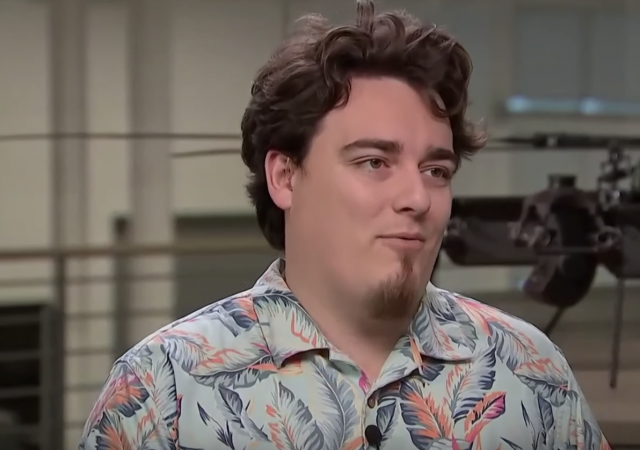 Big Tech Won't Build Products That Are Part of the Kill Chain, Says Anduril Founder Palmer Luckey