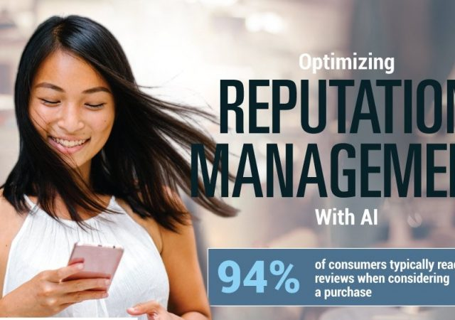 reputation management through AI