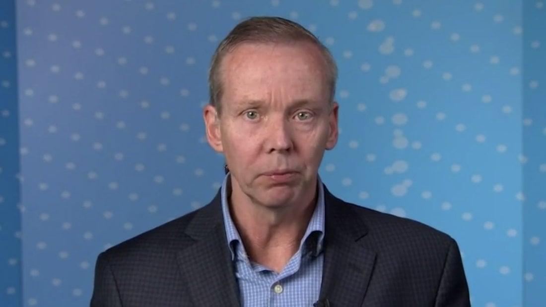 Dell CFO Tom Sweet