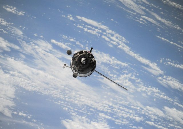 Space Satellite