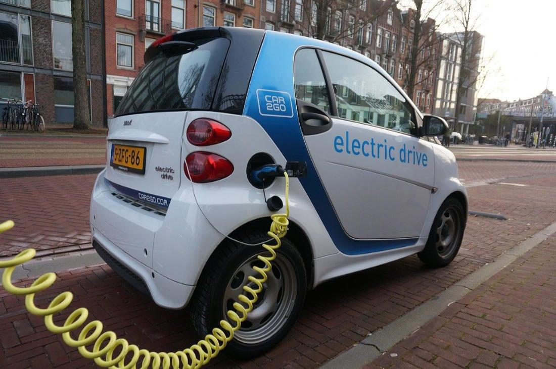 Amsterdam Smartcar