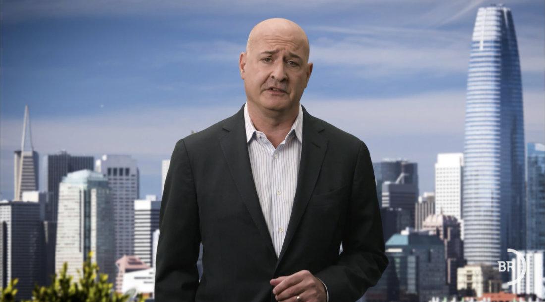 Salesforce Co-CEO Keith Block