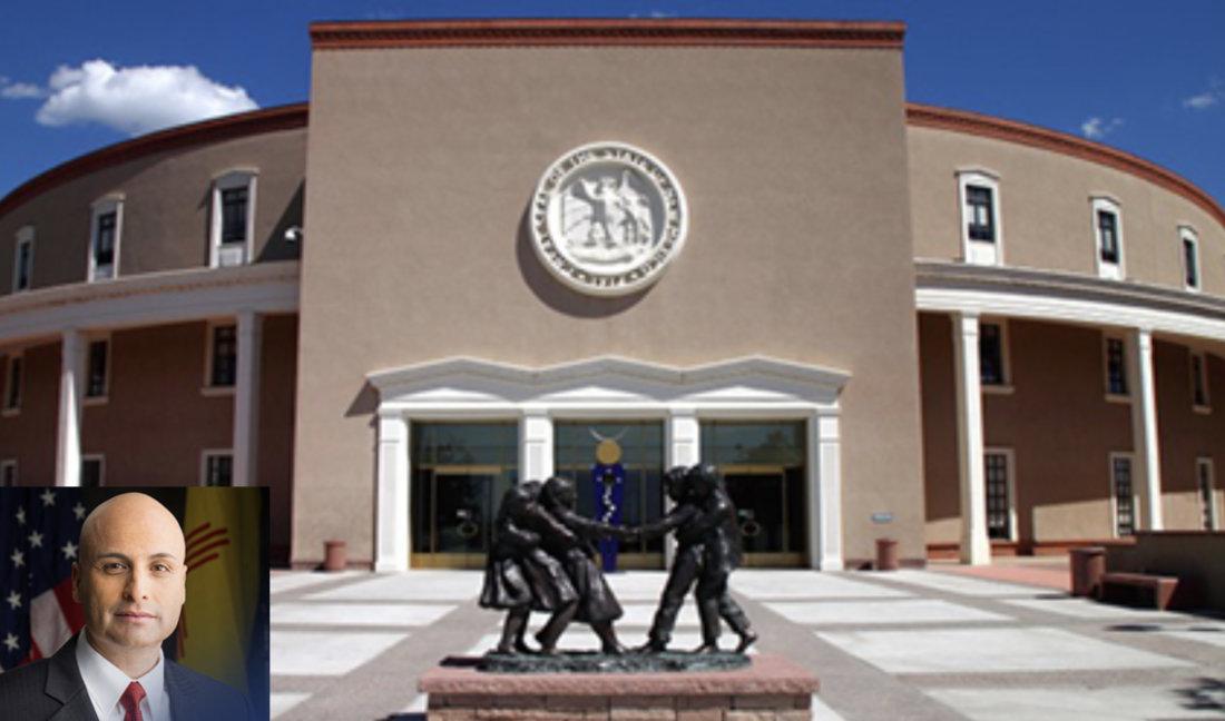 New Mexico AG Hector Balderas