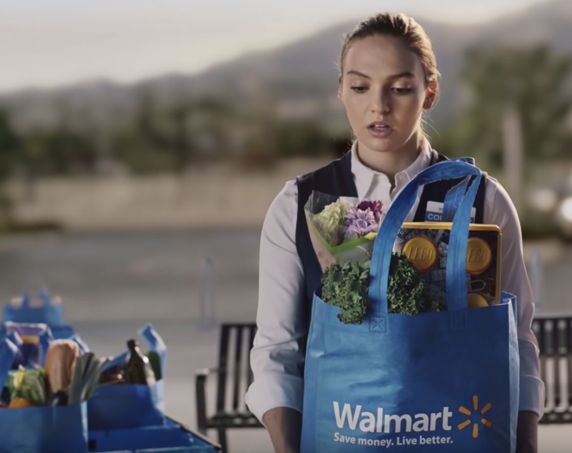 Walmart Grocery Business is Secret to Growth