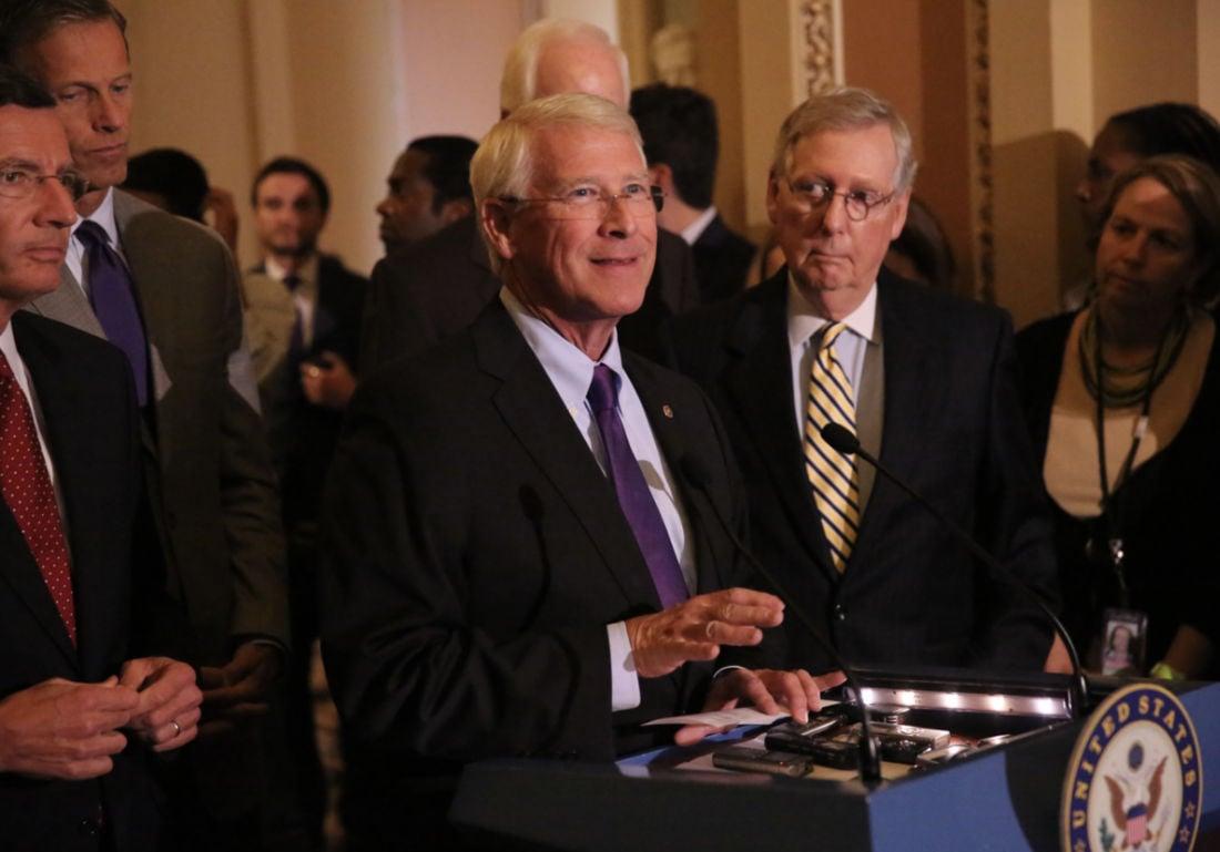 Senator Roger Wicker - Image Credit: https://www.wicker.senate.gov/