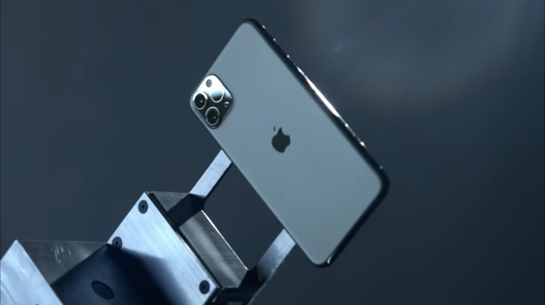 iPhone 11 Pro Production