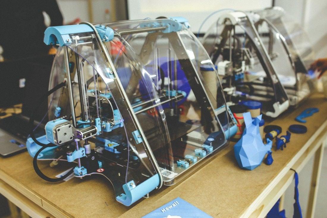 3D Printing - Image by Karolina Grabowska