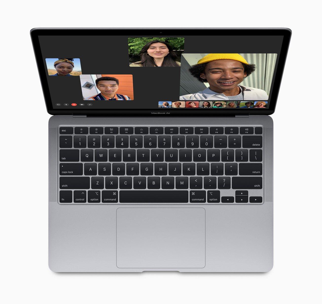 MacBook Air - Image Credit: Apple