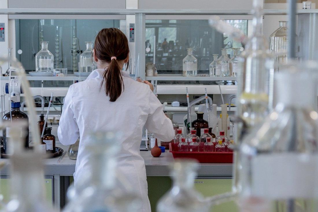 Laboratory Analysis - Image by Michal Jarmoluk