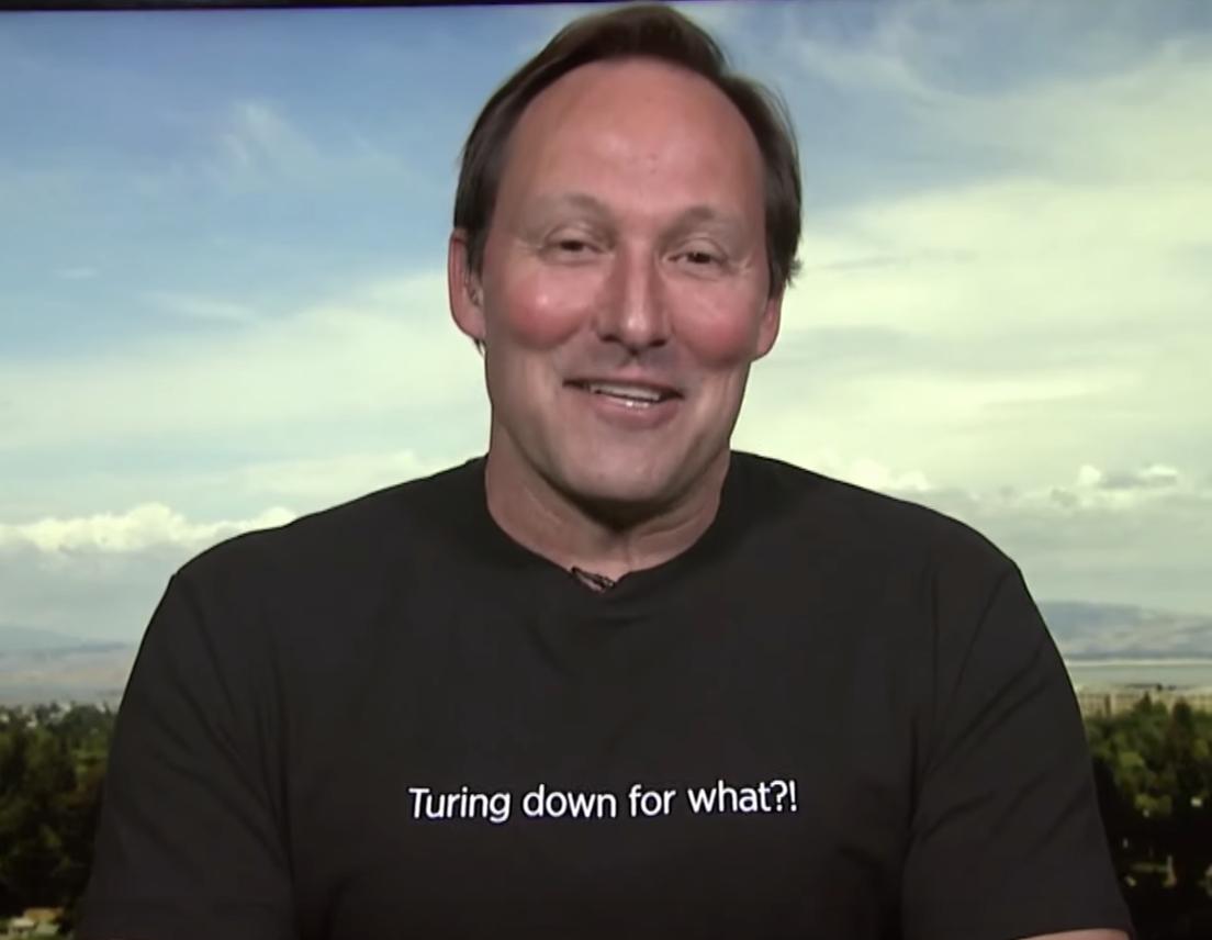 "Splunk CEO: Coronavirus ""Social Distancing"" Feeds Into Digital Transformation Movement"