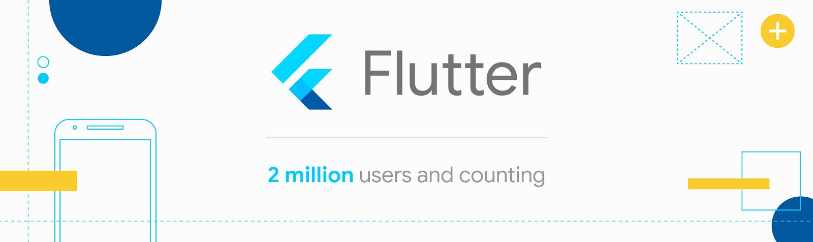 Flutter - Image Credit: Tim Sneath & Google