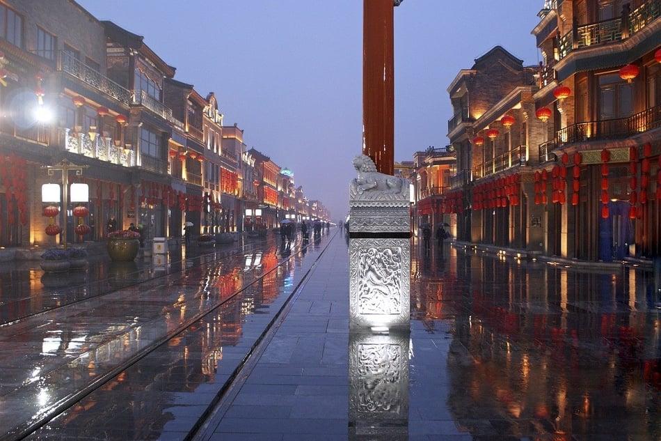 Beijing - Image Credit: Andreas Schneemayer