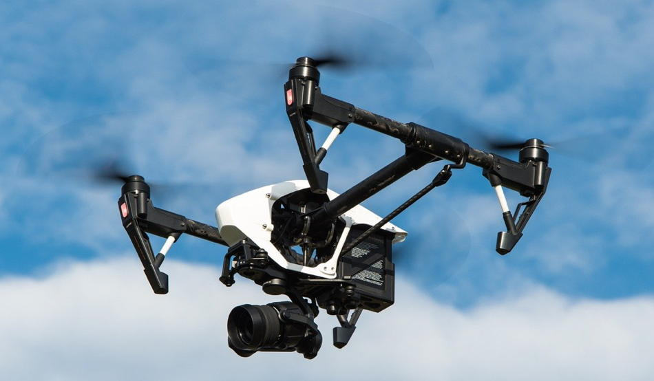 Drone Multicopter Dji - Image by Image by Thomas Ehrhardt