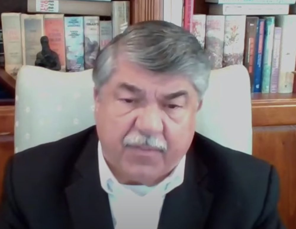 AFL-CIO President Richard Trumka: Facebook Acted As An Illegal Employer Advocate