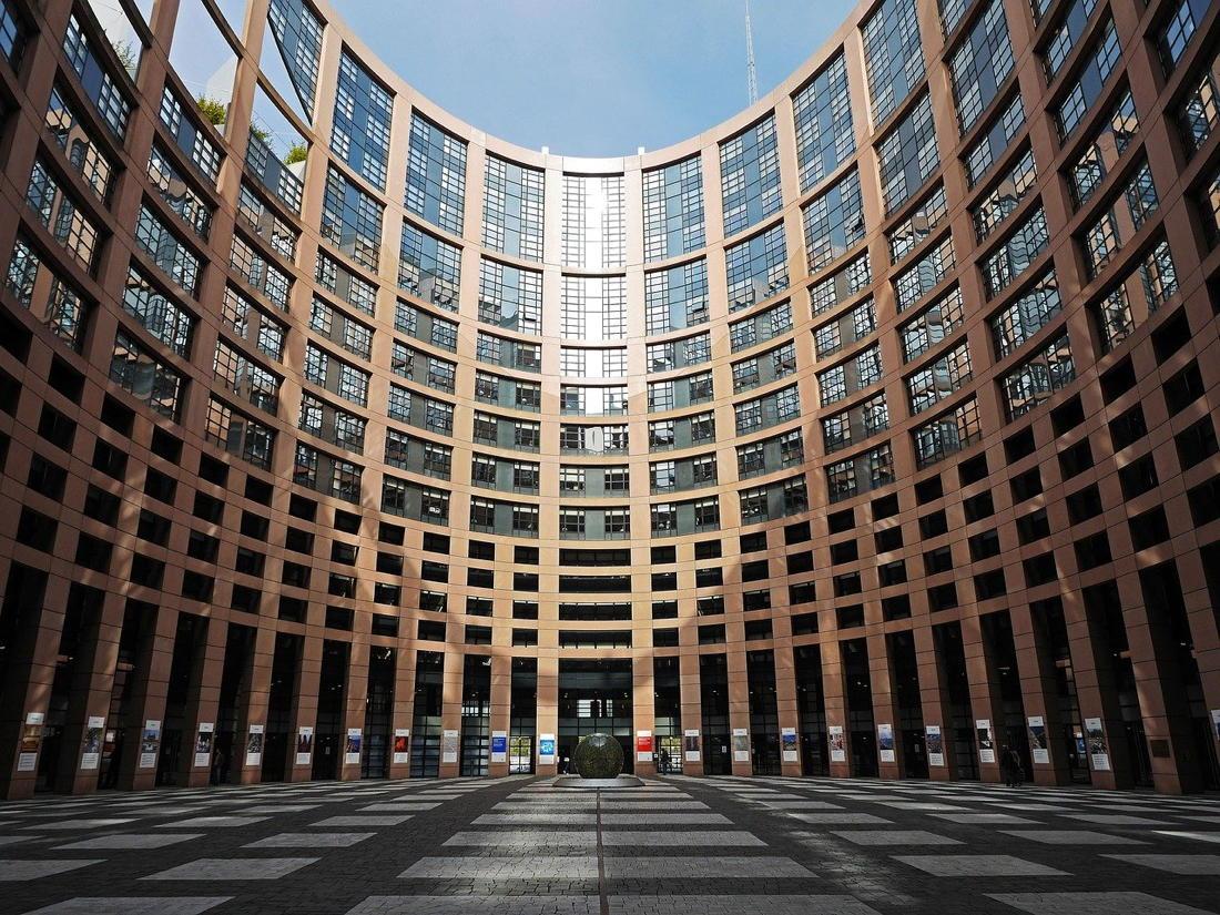 European Parliament - Image by Erich Westendarp