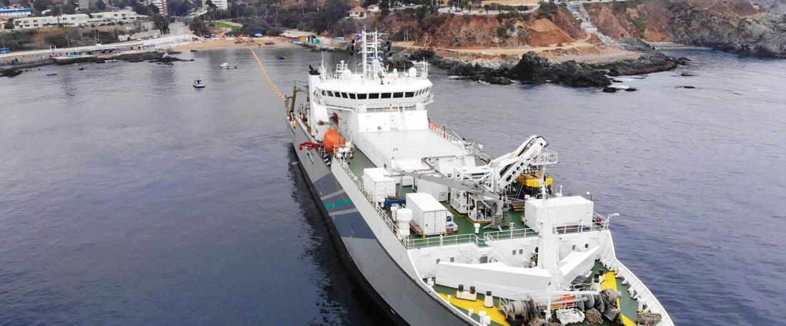 Google Undersea Cable - Image Credit Google