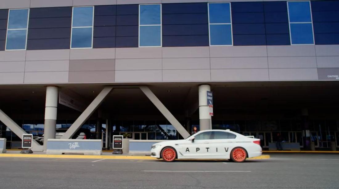 Lyft Autonomous Car