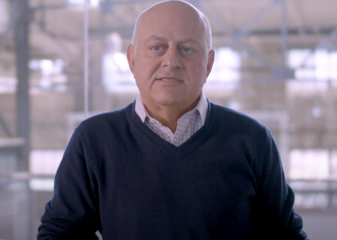 Prologis CEO Hamid Moghadam