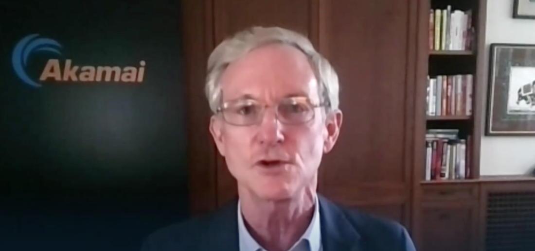 Akamai CEO Tom Leighton