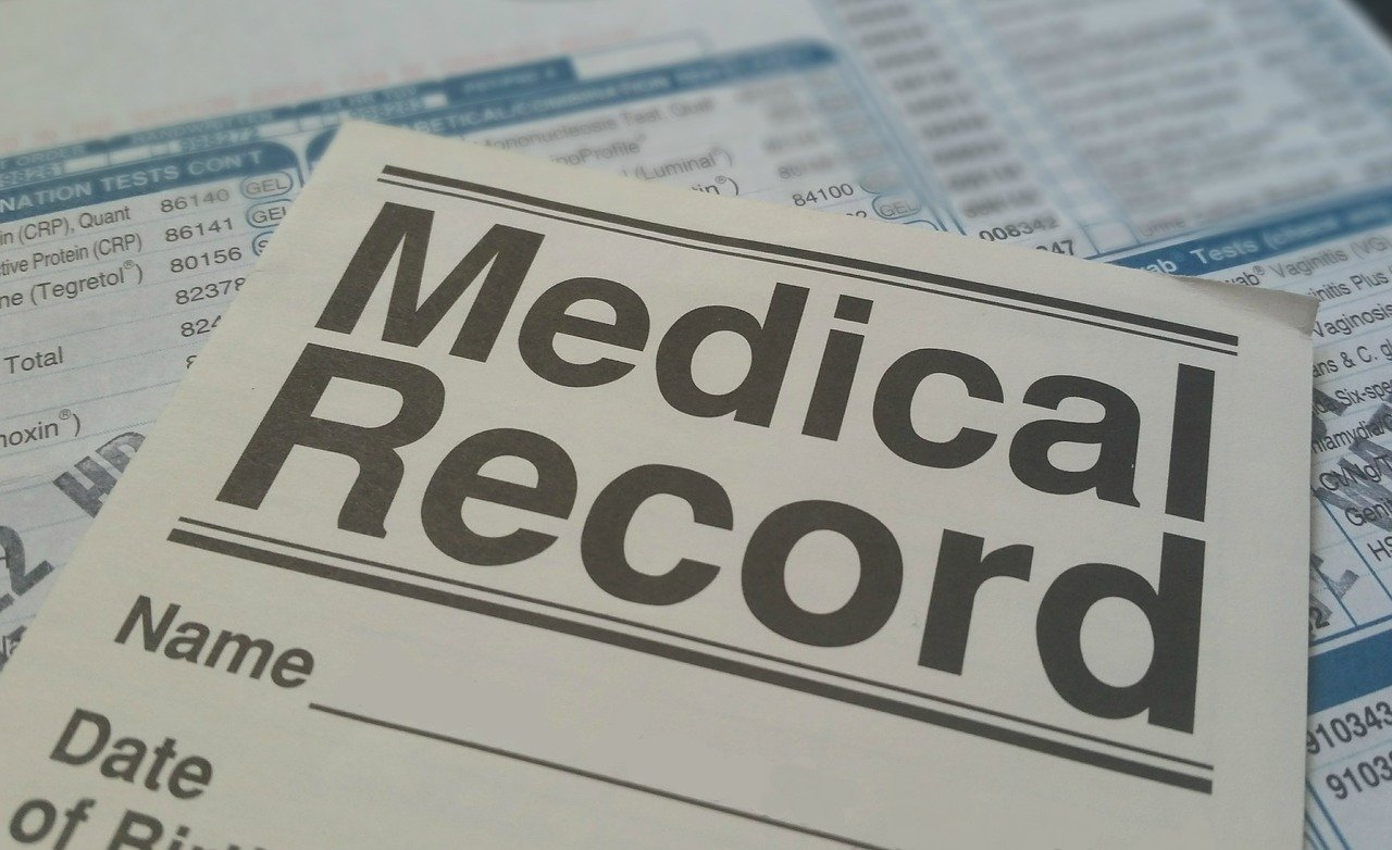 Medical Records - Image by vjohns1580