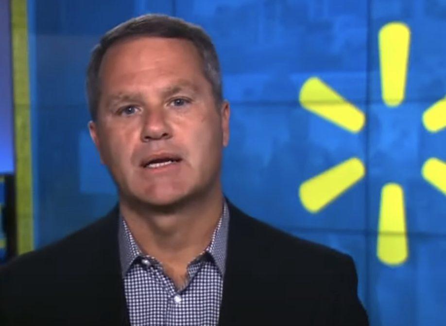Walmart CEO Doug McMillon: We Had To Become More Digital