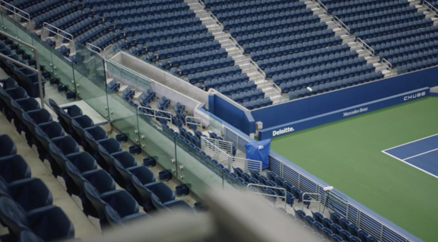 US Open Stadium