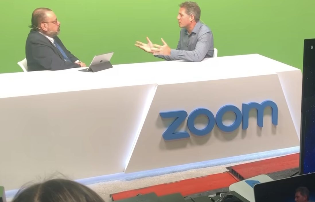 Zoom CFO Kelly Steckelberg: End Of Pandemic Is Not A Threat To Zoom