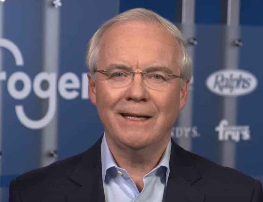 Digital Business Is Up 127 Percent Says Kroger CEO Rodney McMullen
