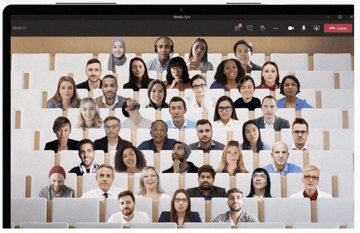 Microsoft Teams Adding Virtual Commutes
