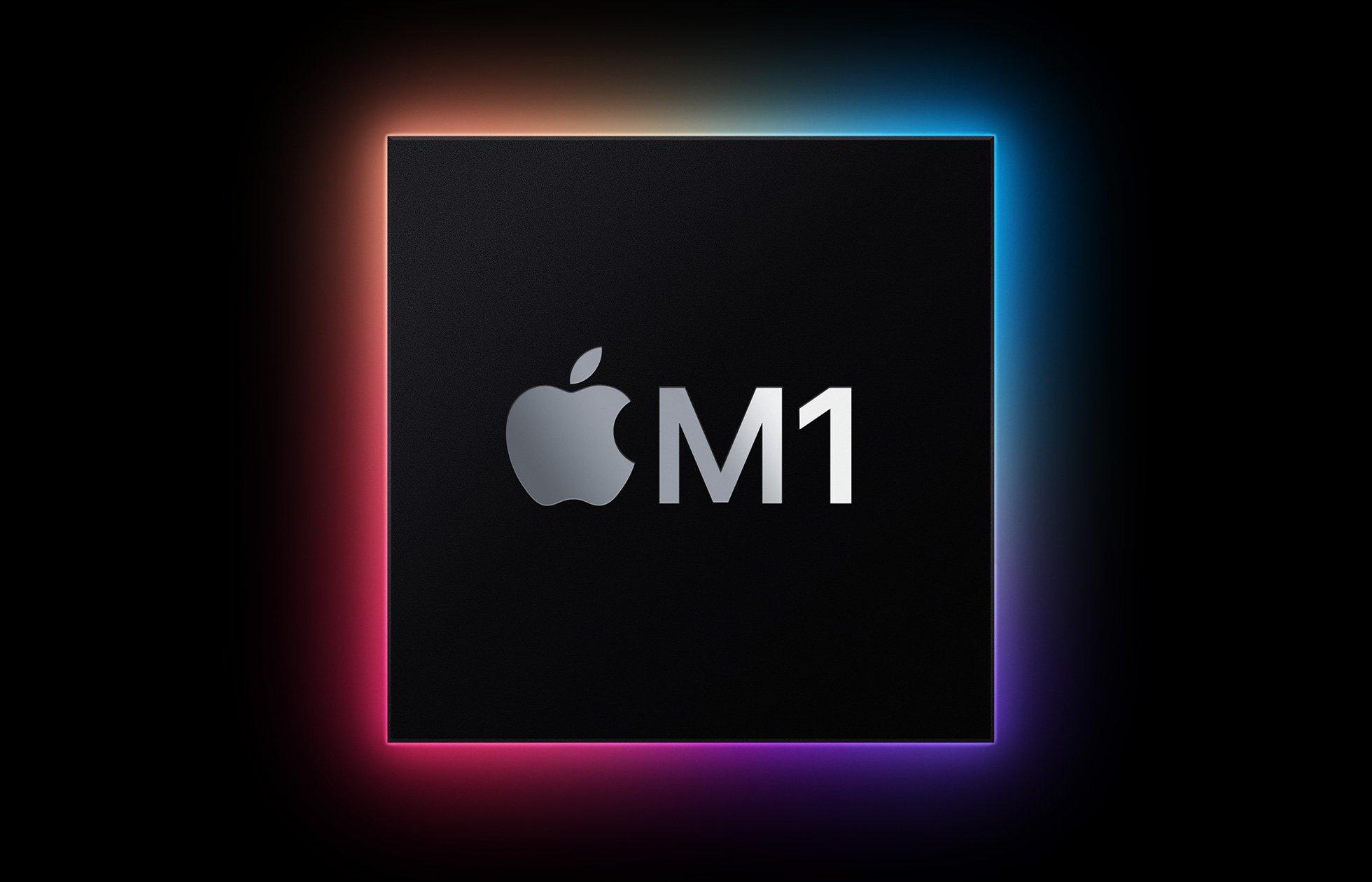 Apple M1 - Credit Apple