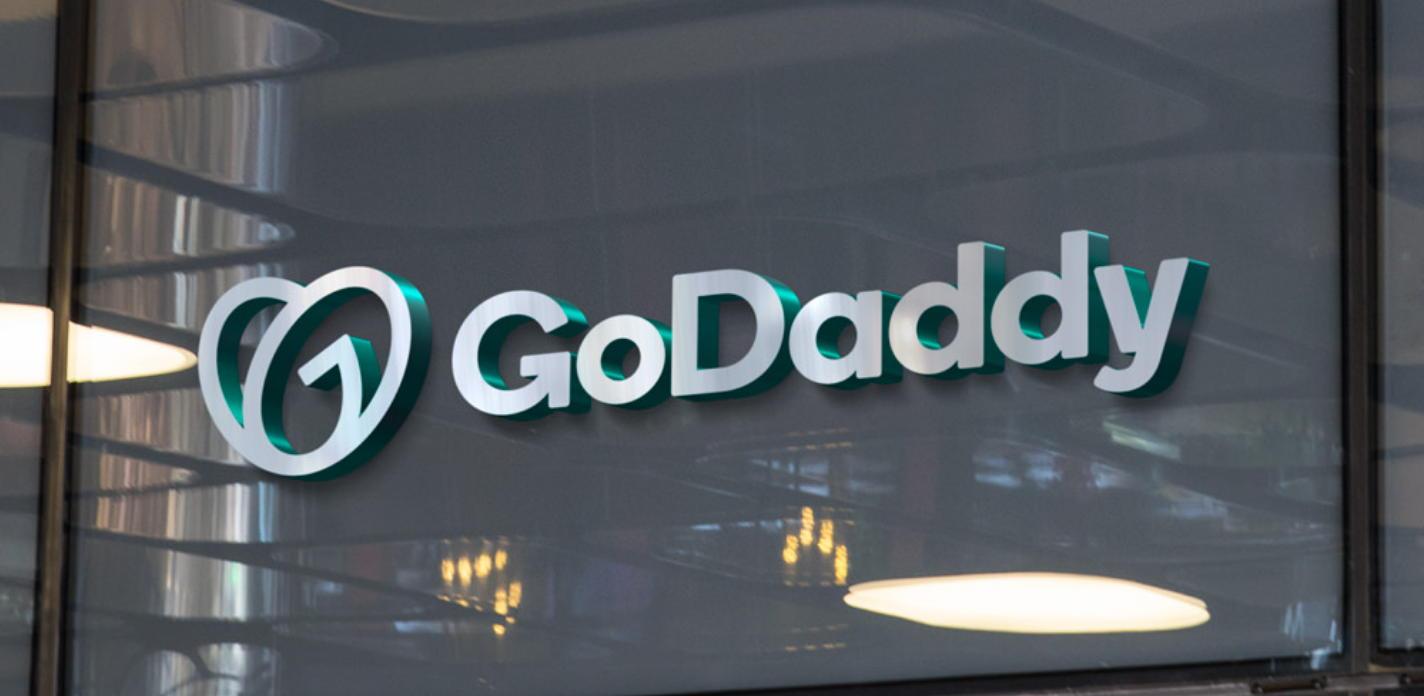 GoDaddy Logo - Credit GoDaddy.com
