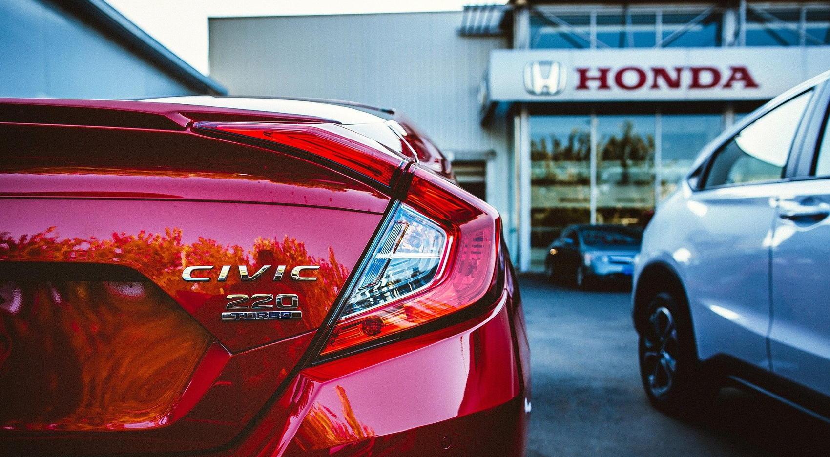 Honda Dealership - Image by StockSnap