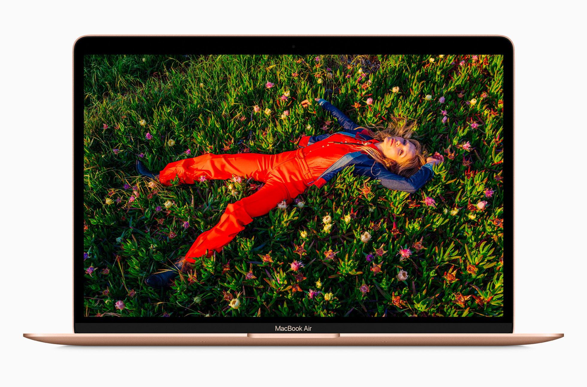 MacBook Air - Credit Apple