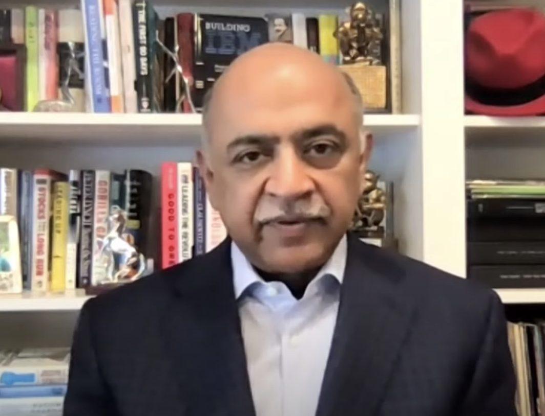 IBM CEO Arvind Krishna On Hybrid Cloud: Microsoft and Amazon Likely Partners
