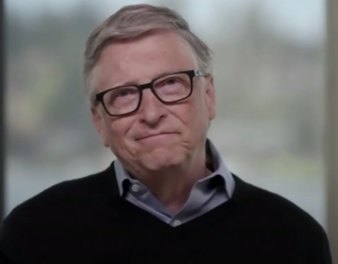 Bill Gates: Over 50% Of Business Travel To Go Away Permanently