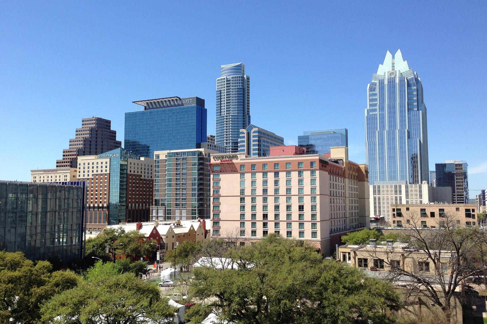 Austin Texas - Image by Kate Baucherel
