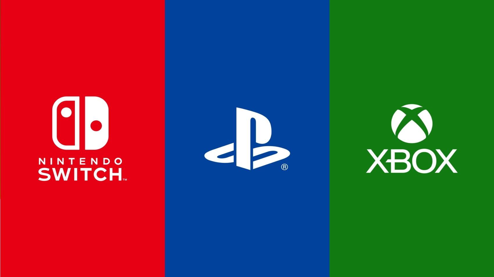 Microsoft, Nintendo, Sony - Source Microsoft