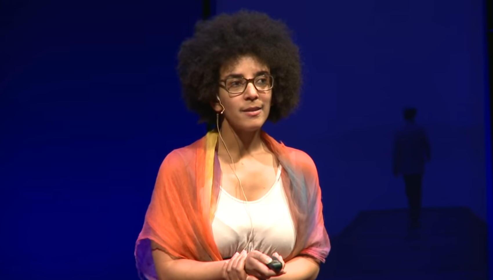 Timnit Gebru - Image Credit TEDx Talks