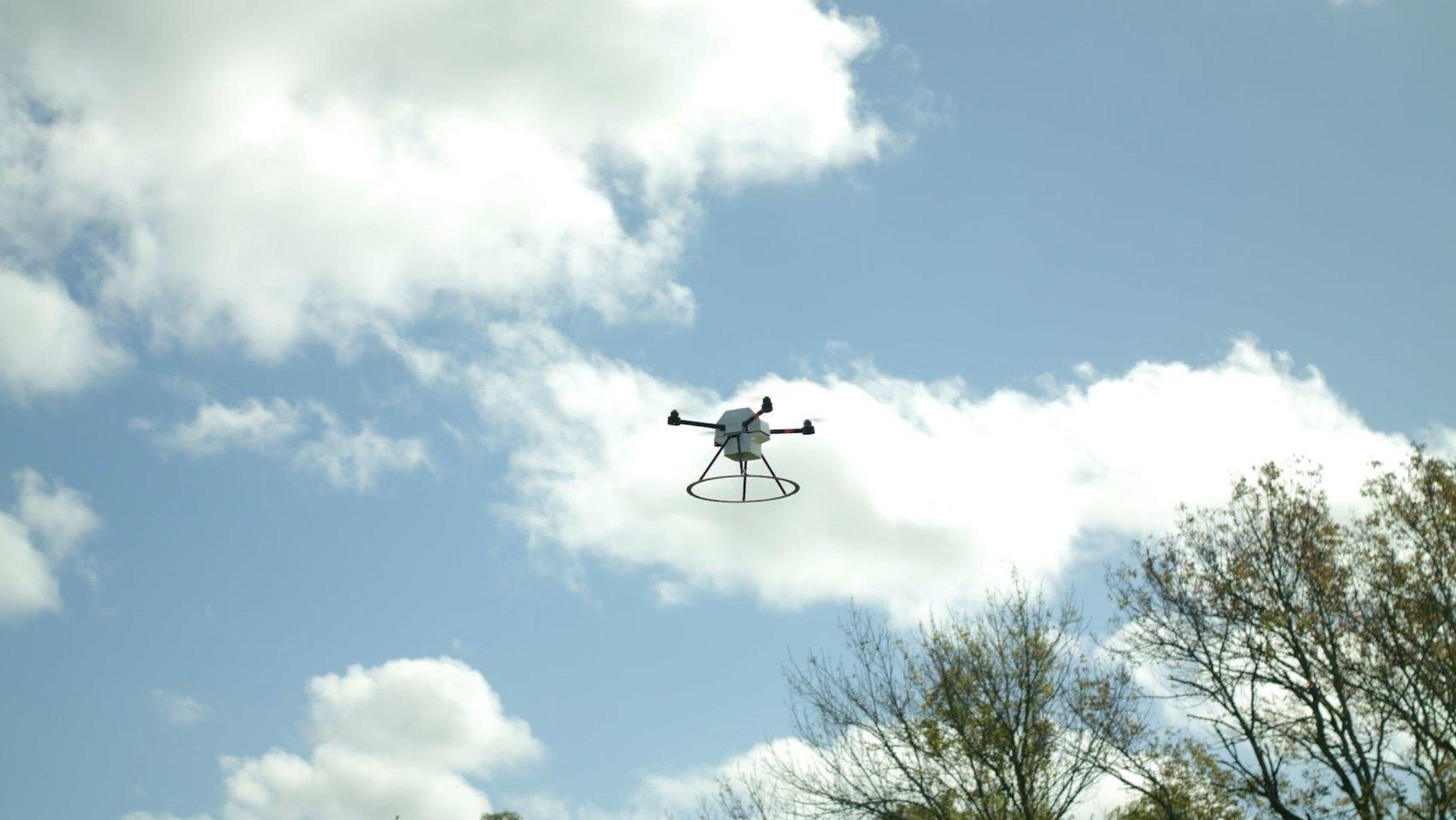 American Robotics Drone