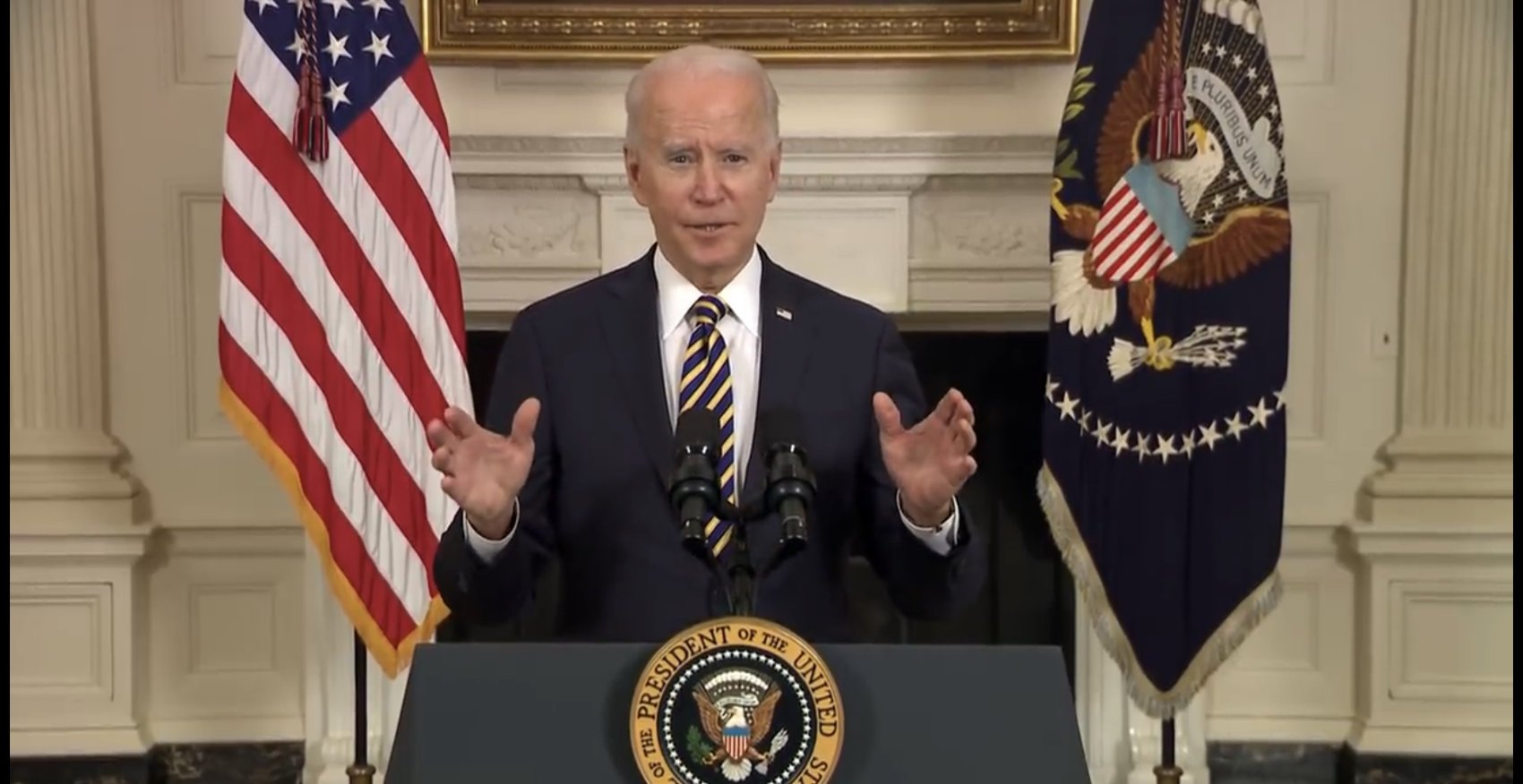 President Biden On Supply Chain Executive Order