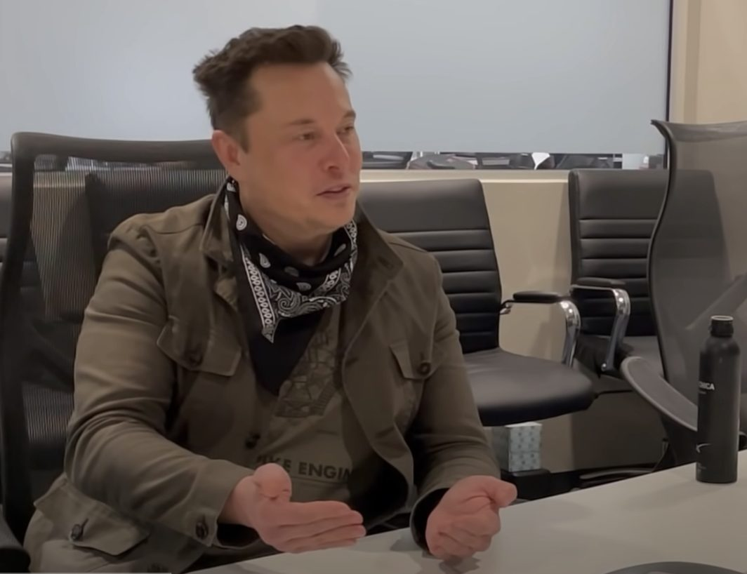 Elon Musk: People With MBAs Want To Parachute Into Being The Boss