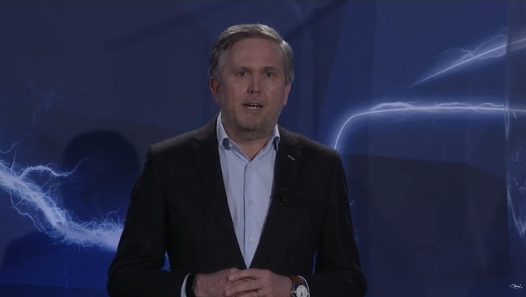 Stuart Rowley, Ford Europe President