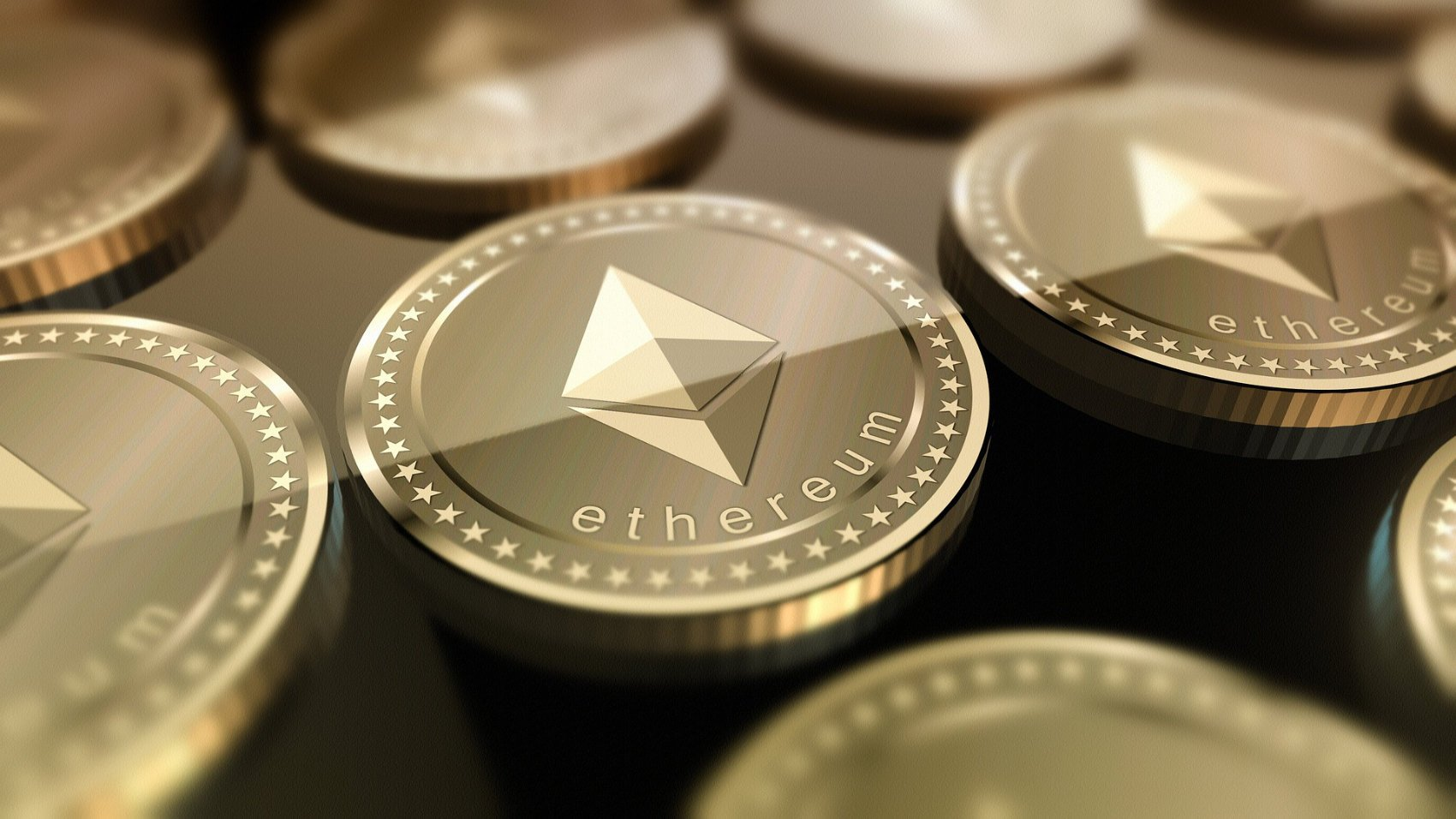 Ethereum Currency - Image by Peter Patel