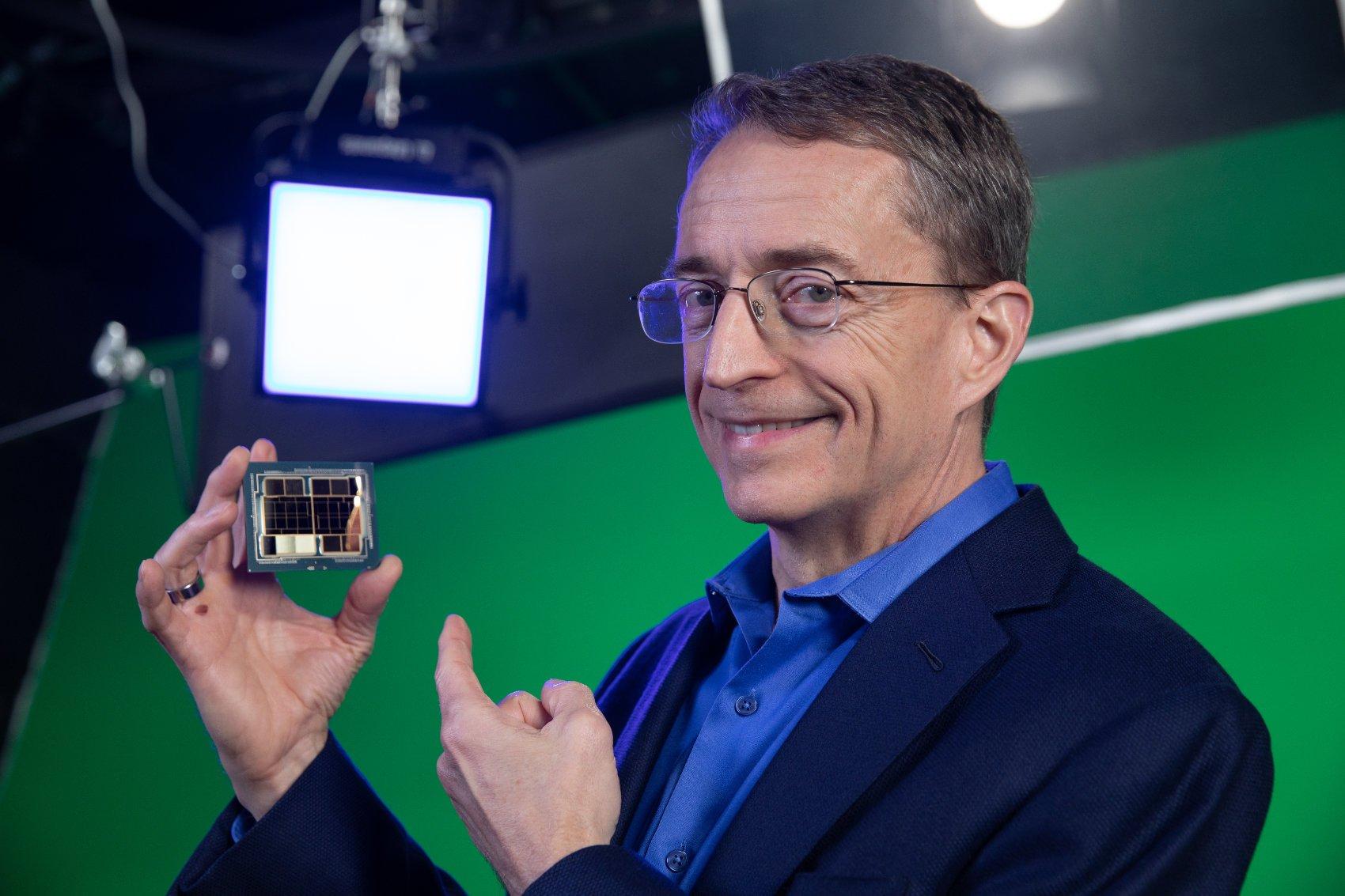 Intel's Pat Gelsinger