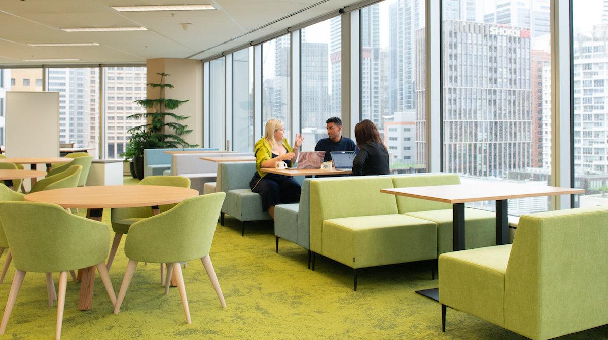 Salesforce Sydney Location